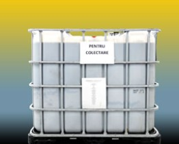 Chemical waste collection