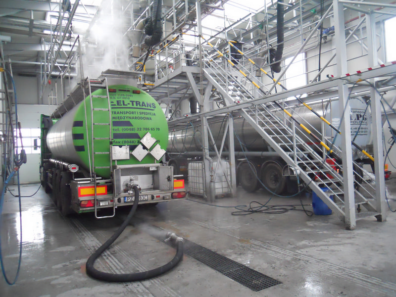 Tank Cleaning Logiserv Tank Cleaning